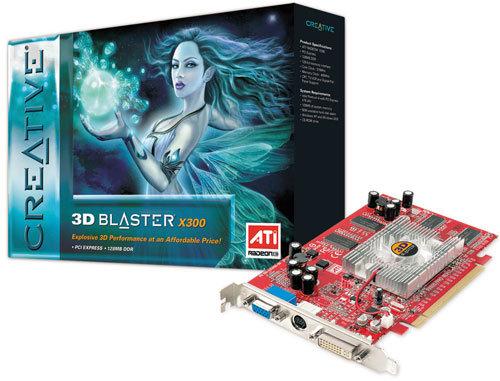 3D Blaster X300