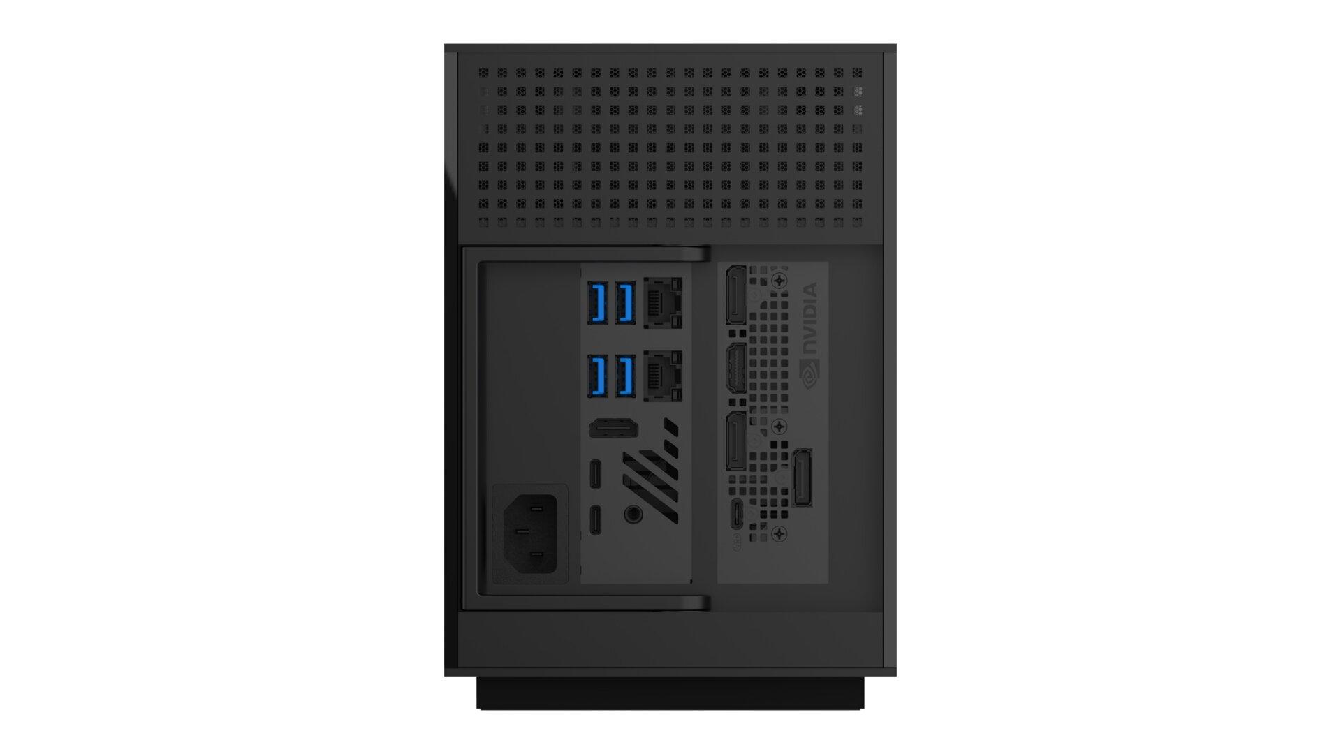 Der neue Razer Tomahawk Gaming Desktop
