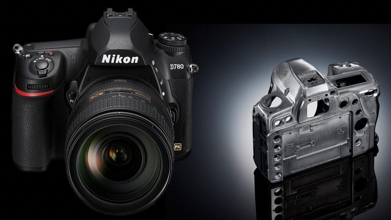 Nikon D780: Vollformat-Alleskönner mit Spiegel ab 2.500 Euro