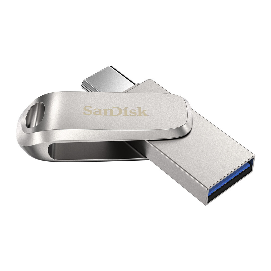 SanDisk Ultra Dual Drive Luxe USB Type-C