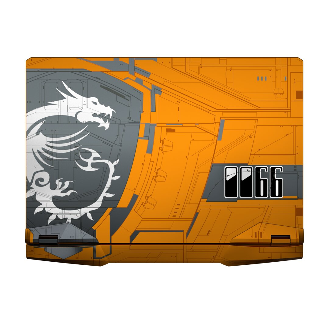 MSI GE66 Raider Dragonshield Limited Edition