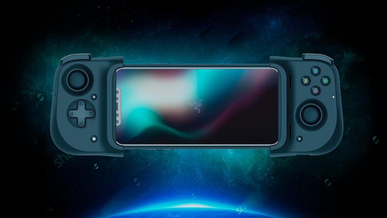 Cloud- und Mobile-Gaming: Razer Kishi macht Smartphones zur Switch