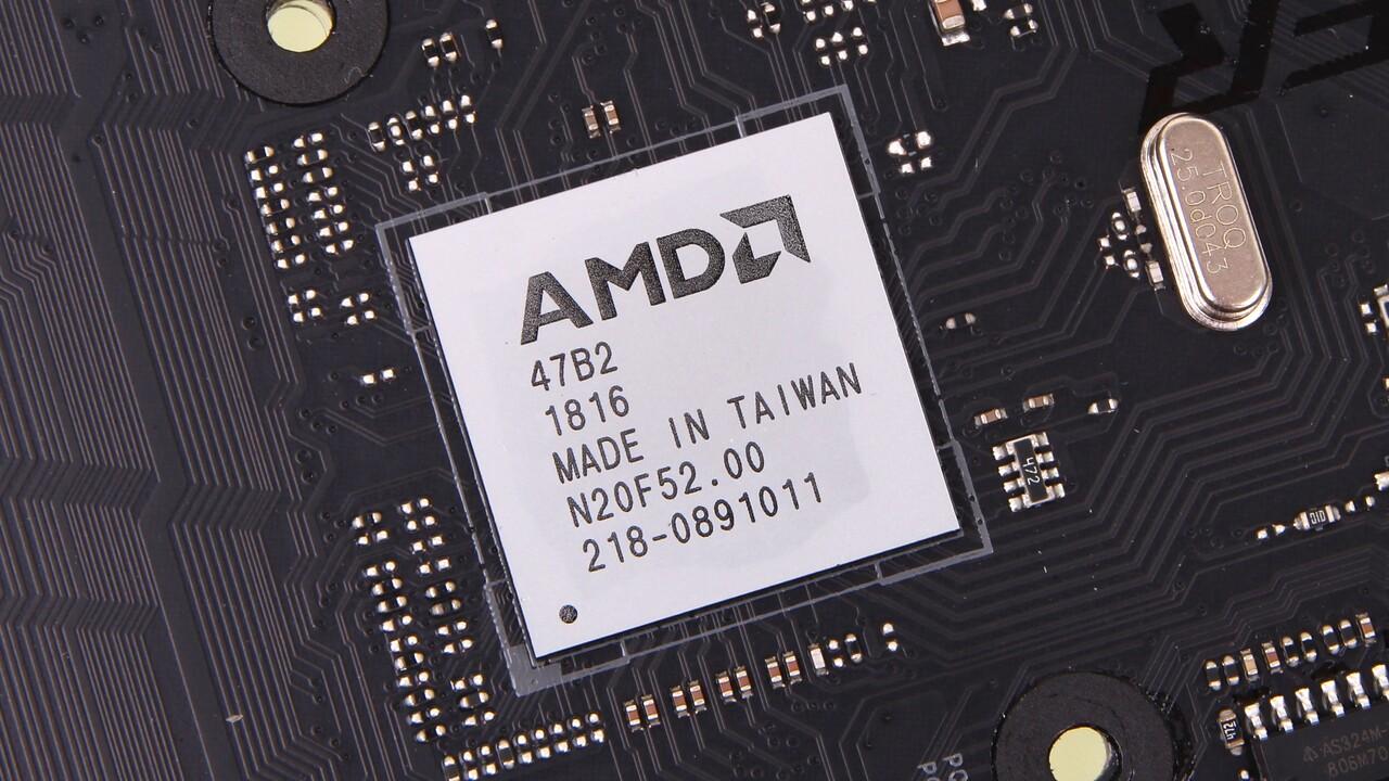 AMD-Platinen: Mainboards mit B550-Chipsatz erst zur Computex 2020