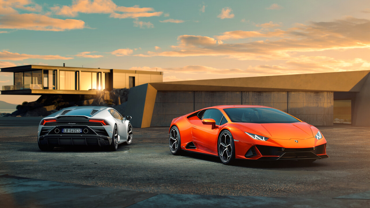 Lamborghini: Huracán EVO kann über Amazon Alexa bedient werden