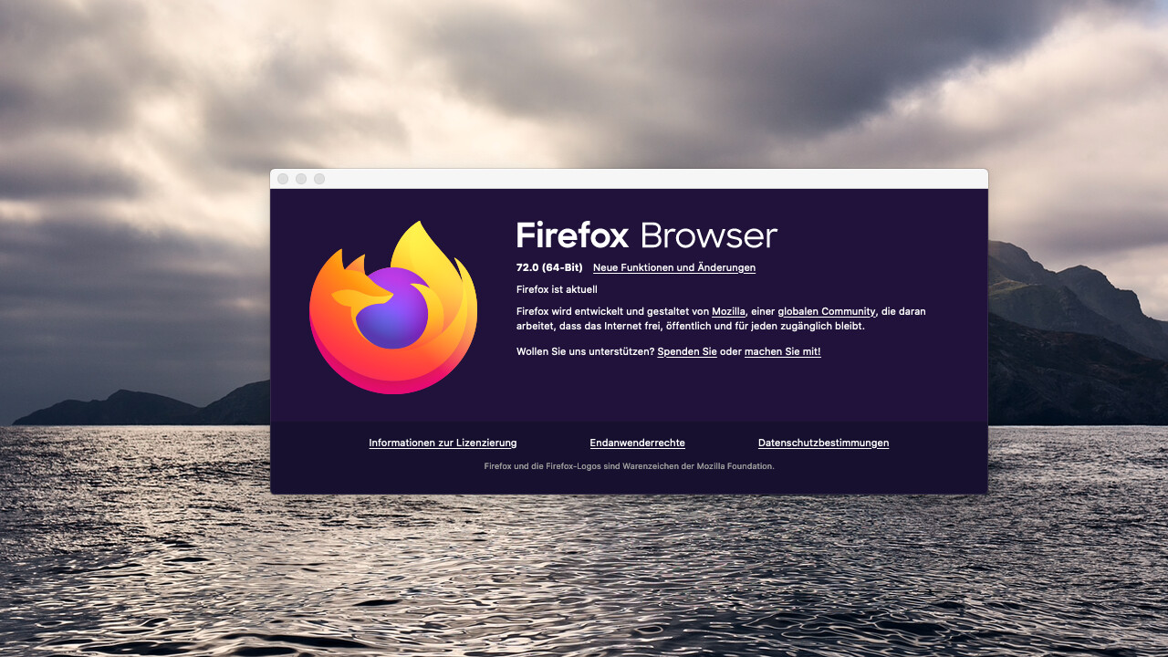 Browser: Firefox 72 blockt Push-Abo-Popups und Fingerprinting