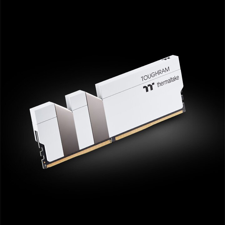 Thermaltake Toughram White Edition