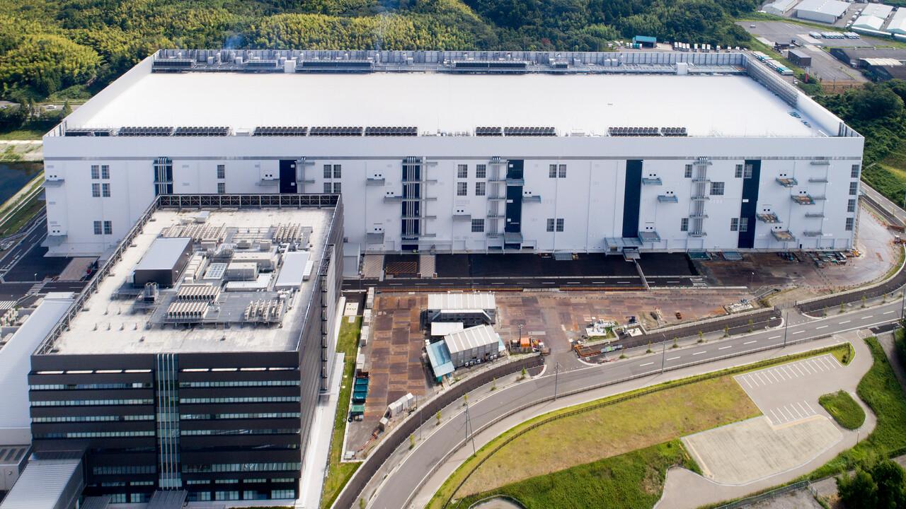 Brand in NAND-Fabrik: Kioxia und Western Digital geben Entwarnung