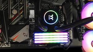 Floe RC360/RC240 ARGB: Erste AiO-Wasserkühlung von Thermaltake für CPU und RAM