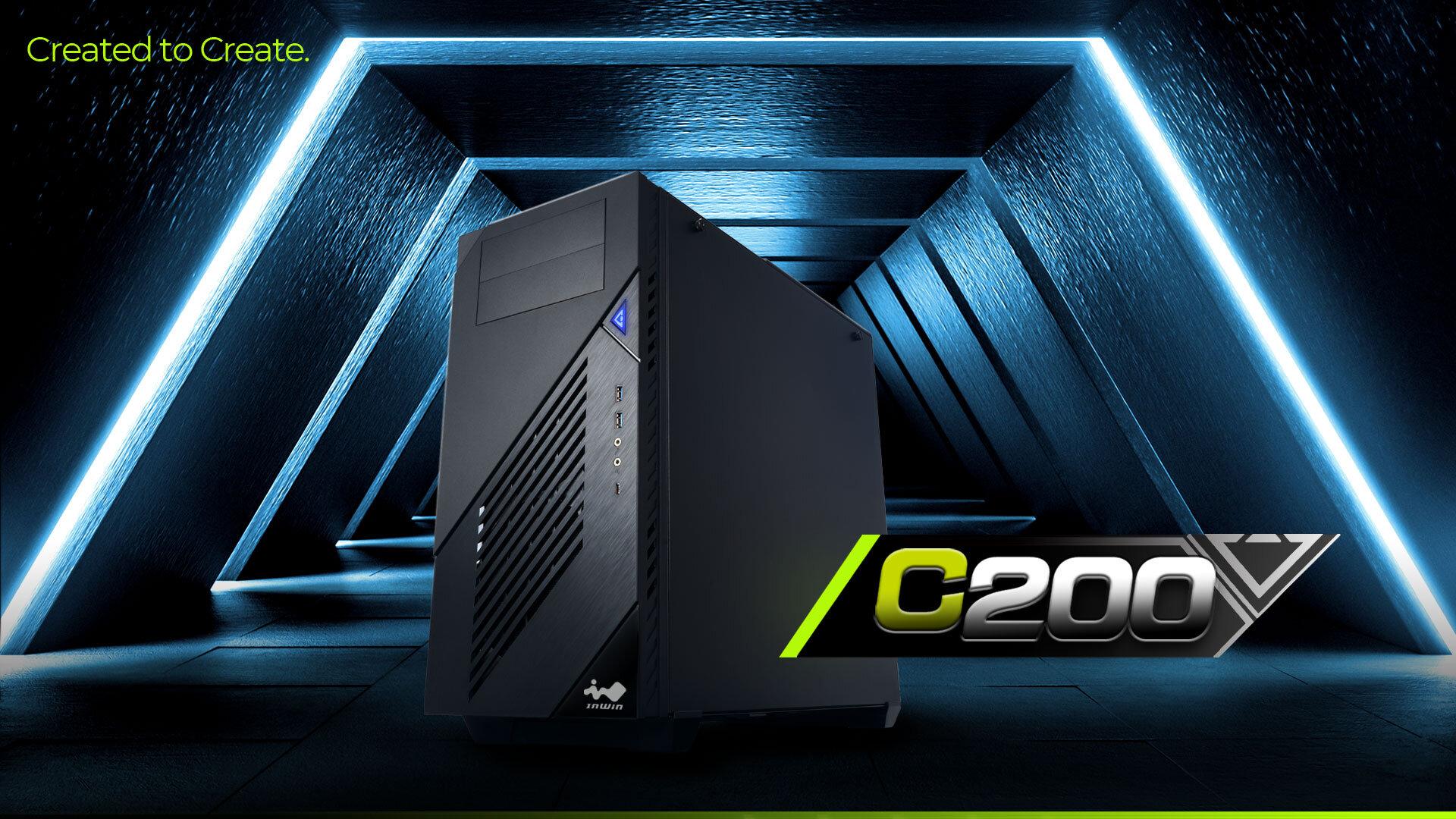 In Win C200 Creator