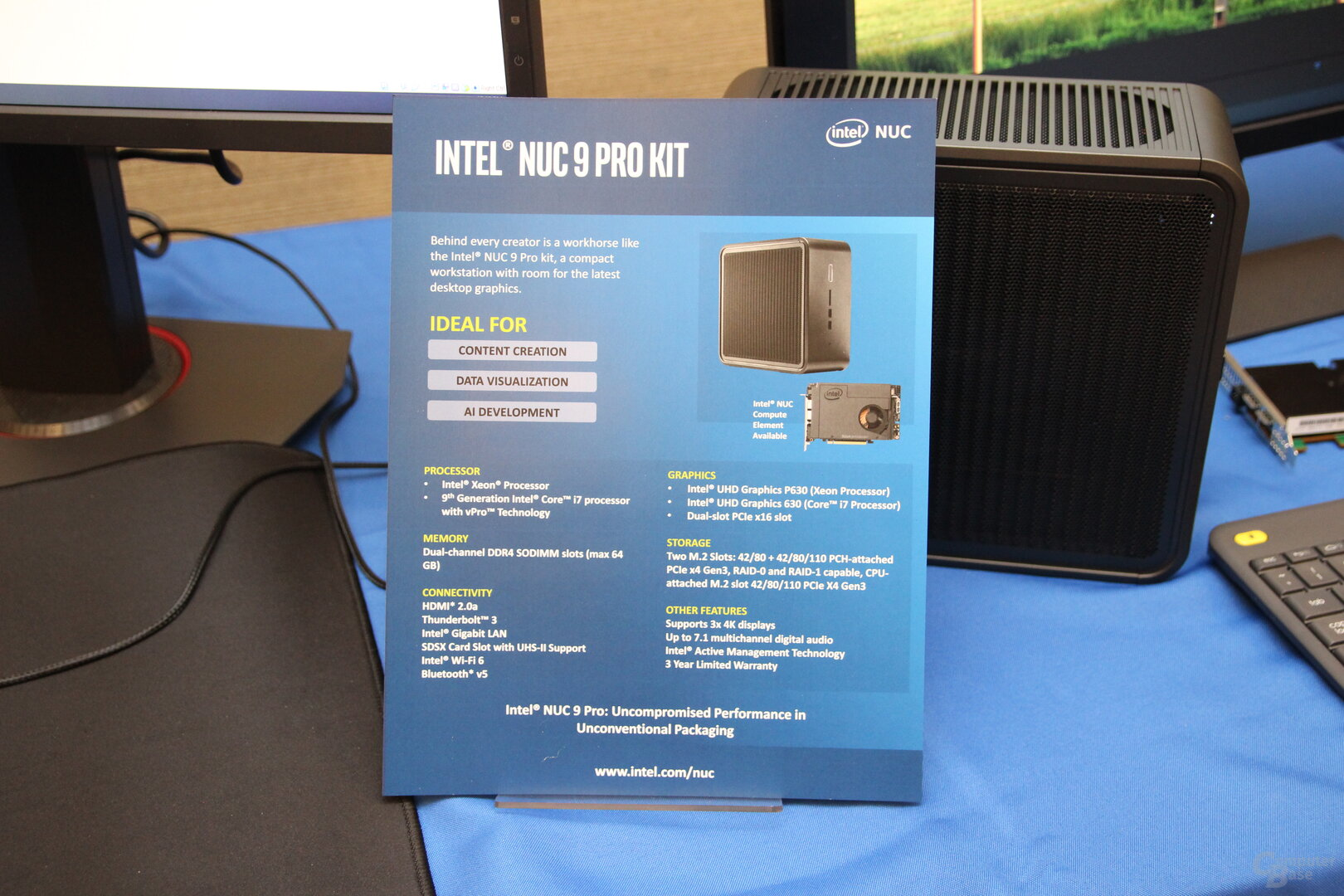 Intel NUC9