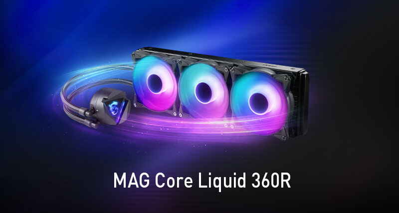 MSI MAG Core Liquid 360RH