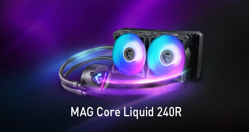 MSI MAG Core Liquid 240RH