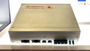 Snapdragon Ride: Qualcomm will Nvidia mit doppelter Effizienz schlagen