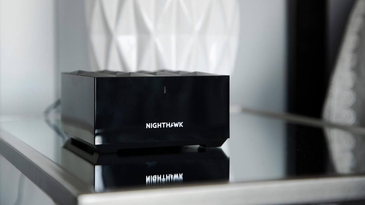 Netgear Mesh-WLAN: Neue Nighthawk-WiFi-6-Router mit bis zu 5,4 Gbit/s