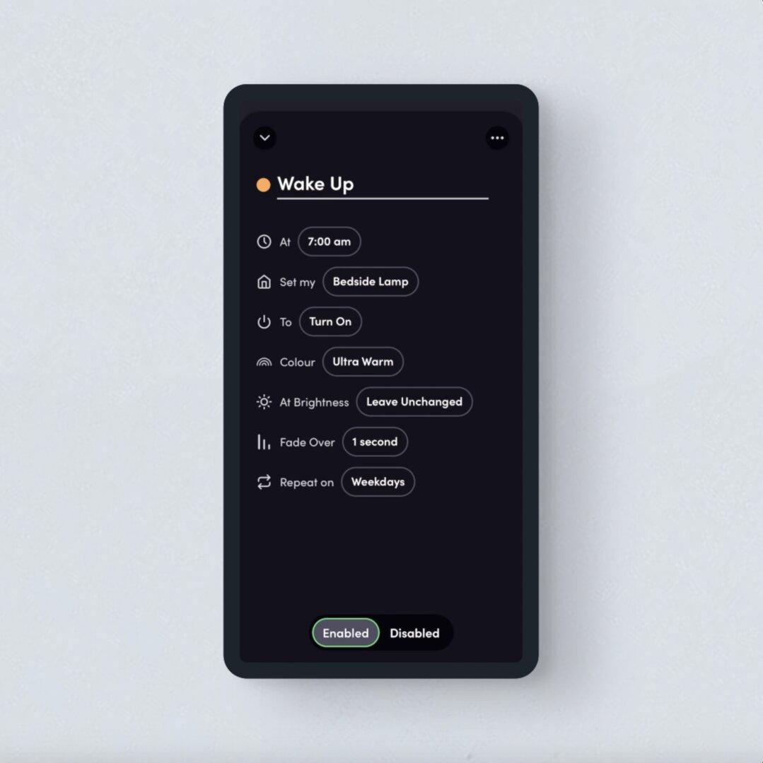 Neue LIFX-App