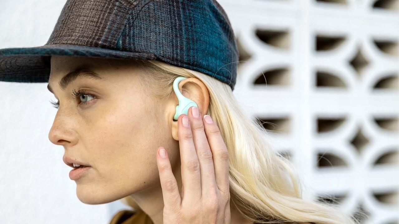 IFROGZ: TWS-In-Ears mit Sportbügel und günstige ANC-Over-Ears