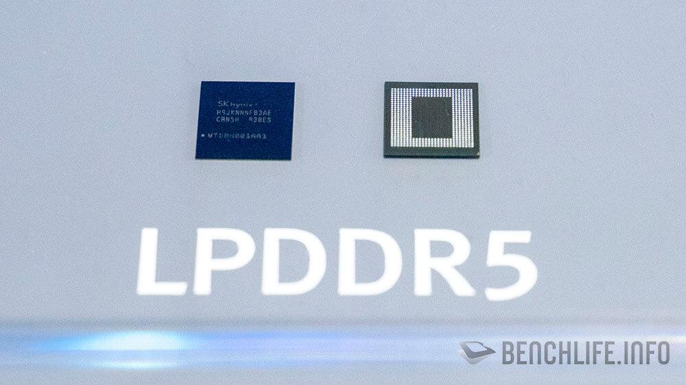 LPDDR5-Chips von SK Hynix