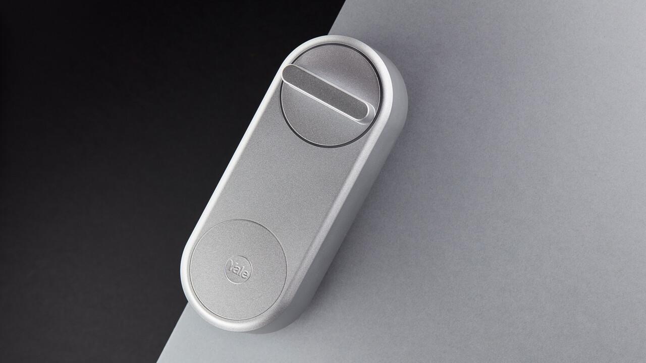 Yale Linus Smart Lock: Nuki-Konkurrent mit Bluetooth, Keypad und Bridge