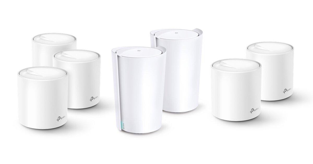 Deco-X-Serie von TP-Link mit Wi-Fi 6