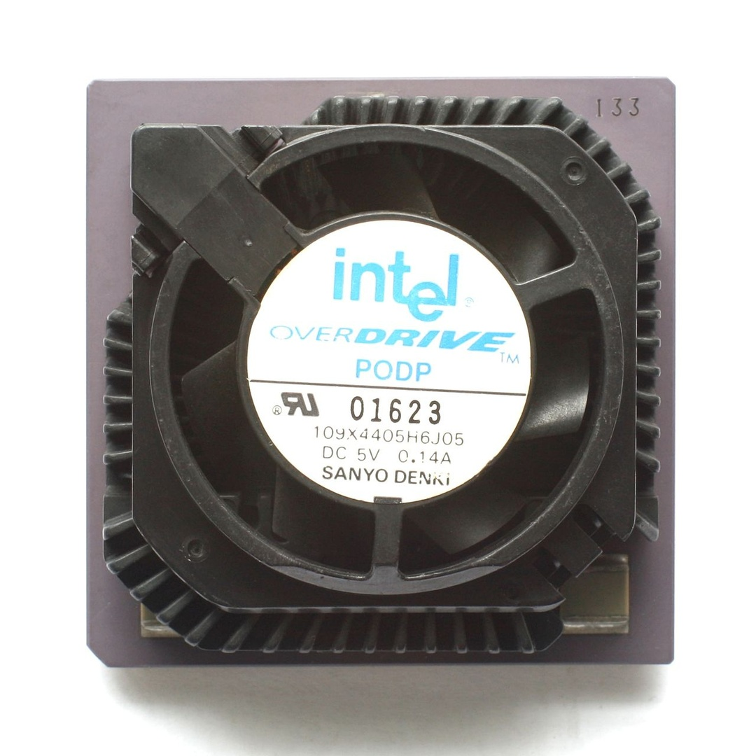 Pentium und Pentium MMX OverDrive Prozessoren mit 120 bis 166 MHz