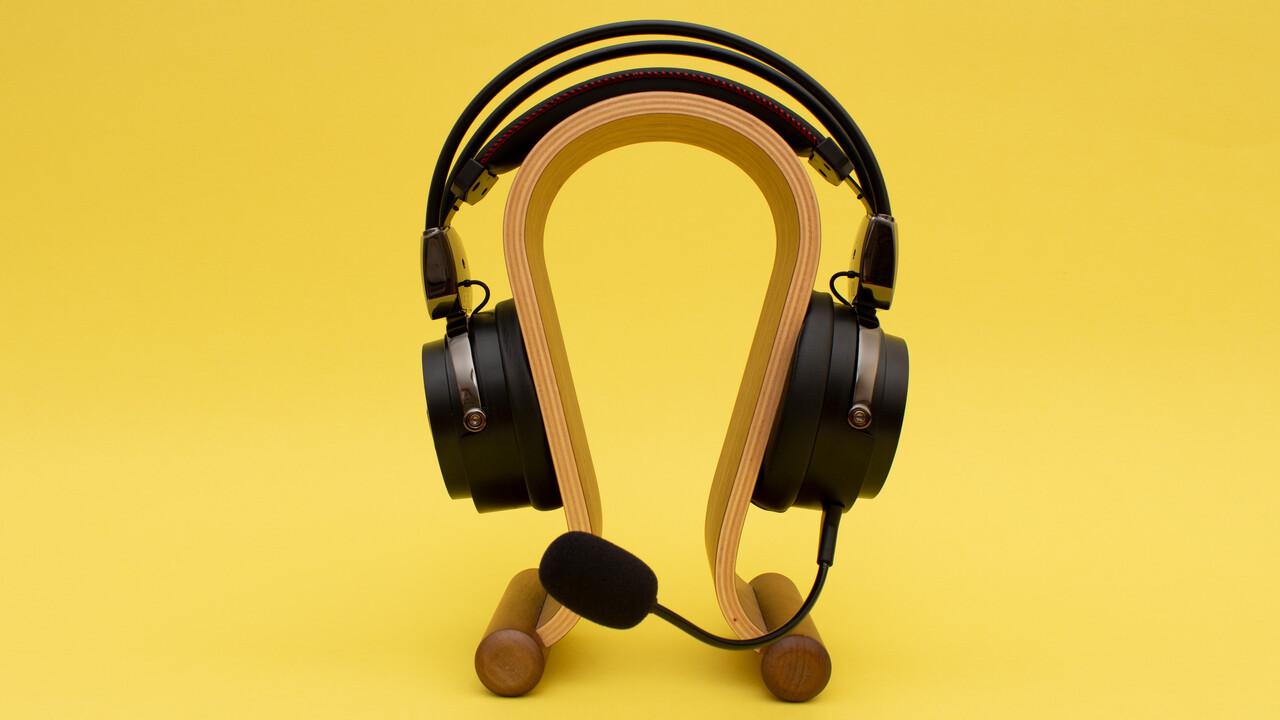 XPG Precog im Test: Headset für Gamer mit Elektrostat-Dynamik-System