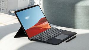 2-in-1: O2 verkauft Surface Pro X im Bundle günstiger als Microsoft