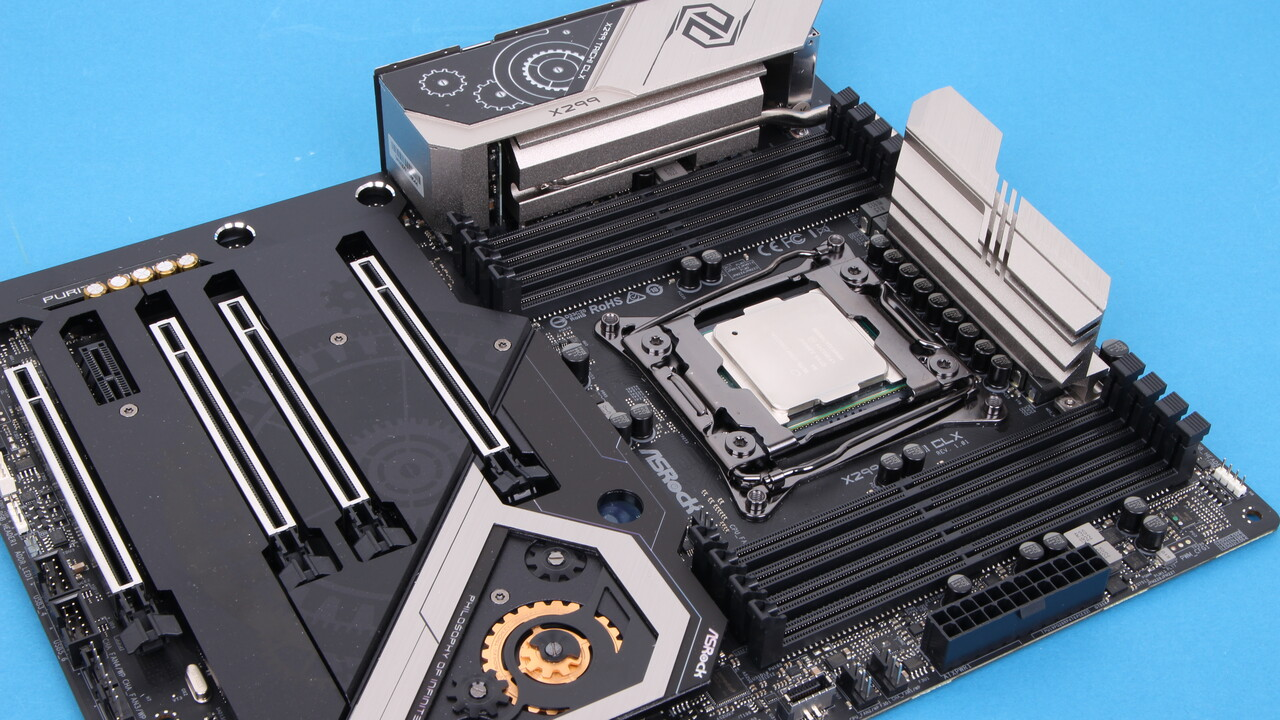 Spezial-CPU Core i9-10990XE: Intel Cascade Lake X Refresh mit bis zu 22 Kernen