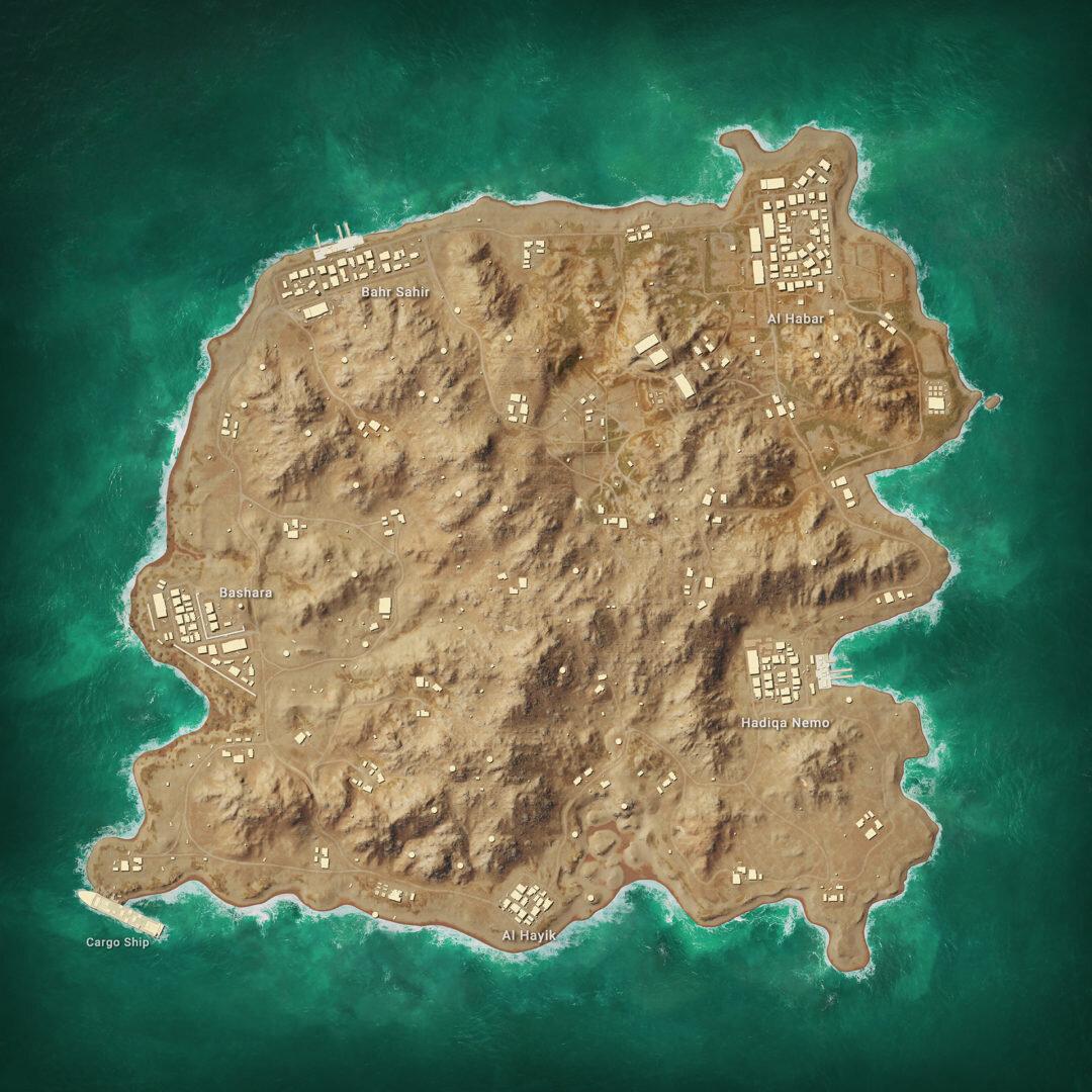 PUBG: Karakin als neue Map