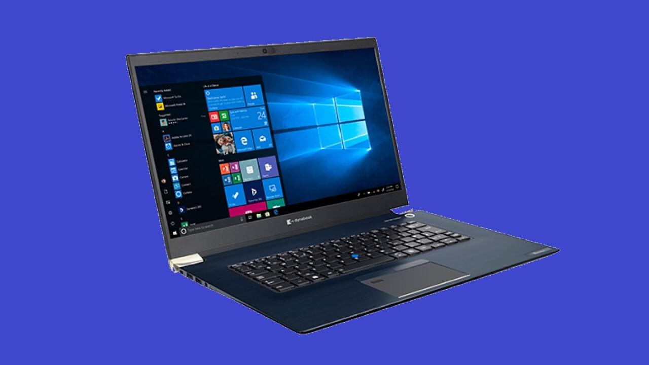 Dynabook Tecra X50-F: Dünnes Profi-Notebook setzt auf Whiskey Lake-U und IGZO