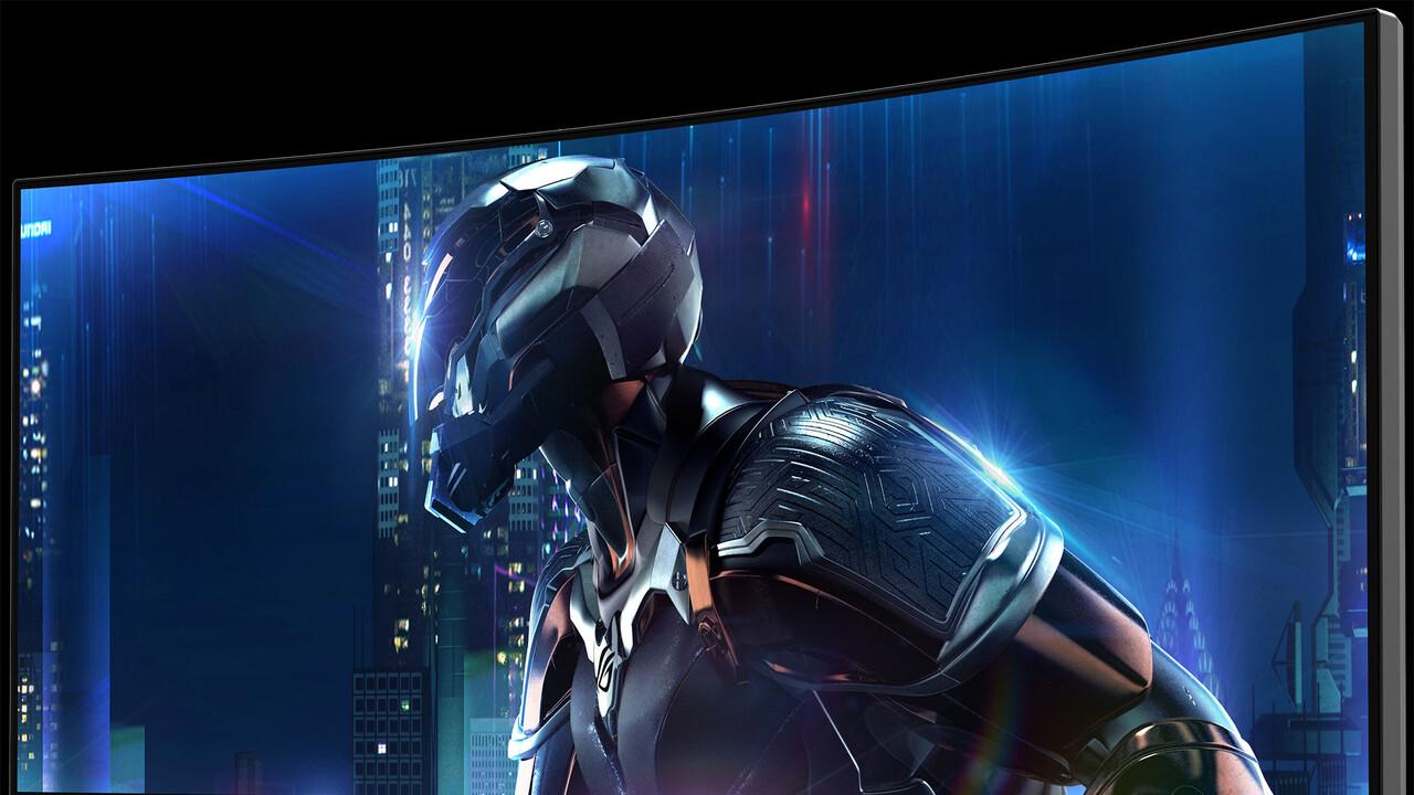 Bildfehler: Firmware-Update für Acer X35 und Asus PG35VQ