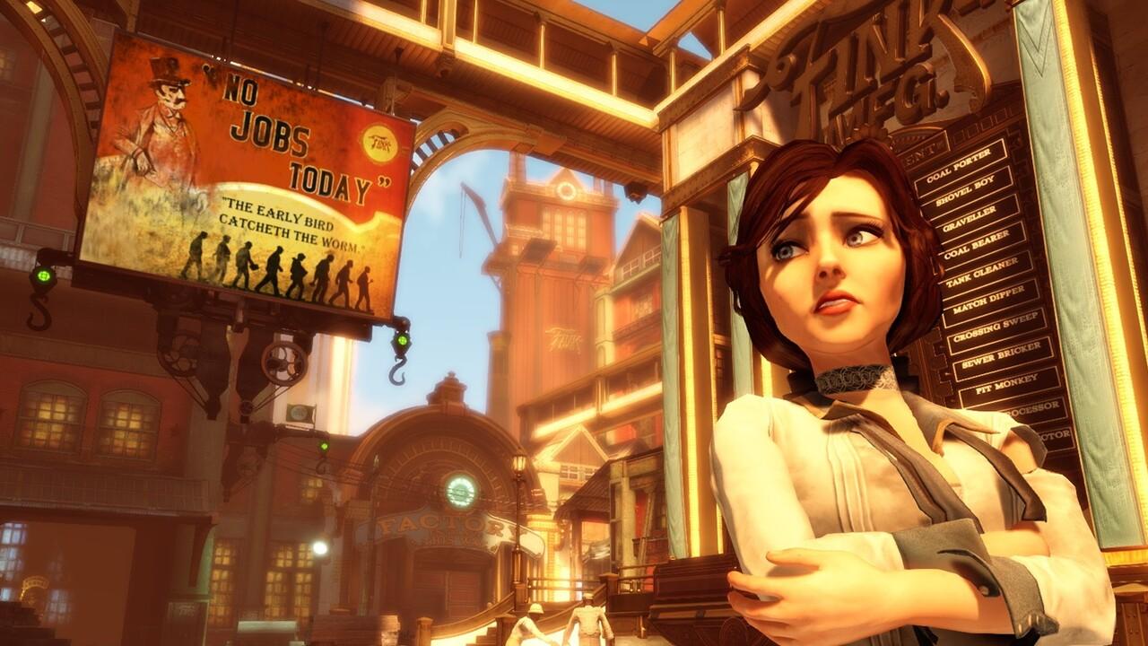 Portierung: BioShock Collection kommt auf die Switch
