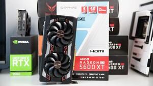 Radeon RX 5600 XT im Test: Doch noch ein Konkurrent für die GeForceRTX2060