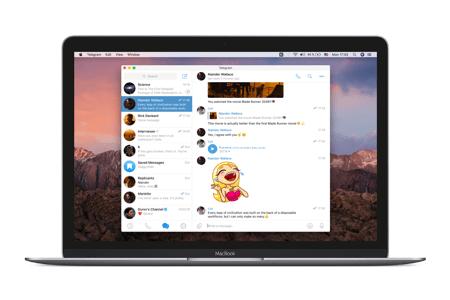 Telegram for macOS