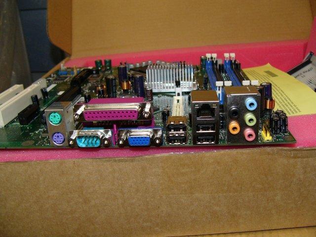Intel Desktop Board D915GMH