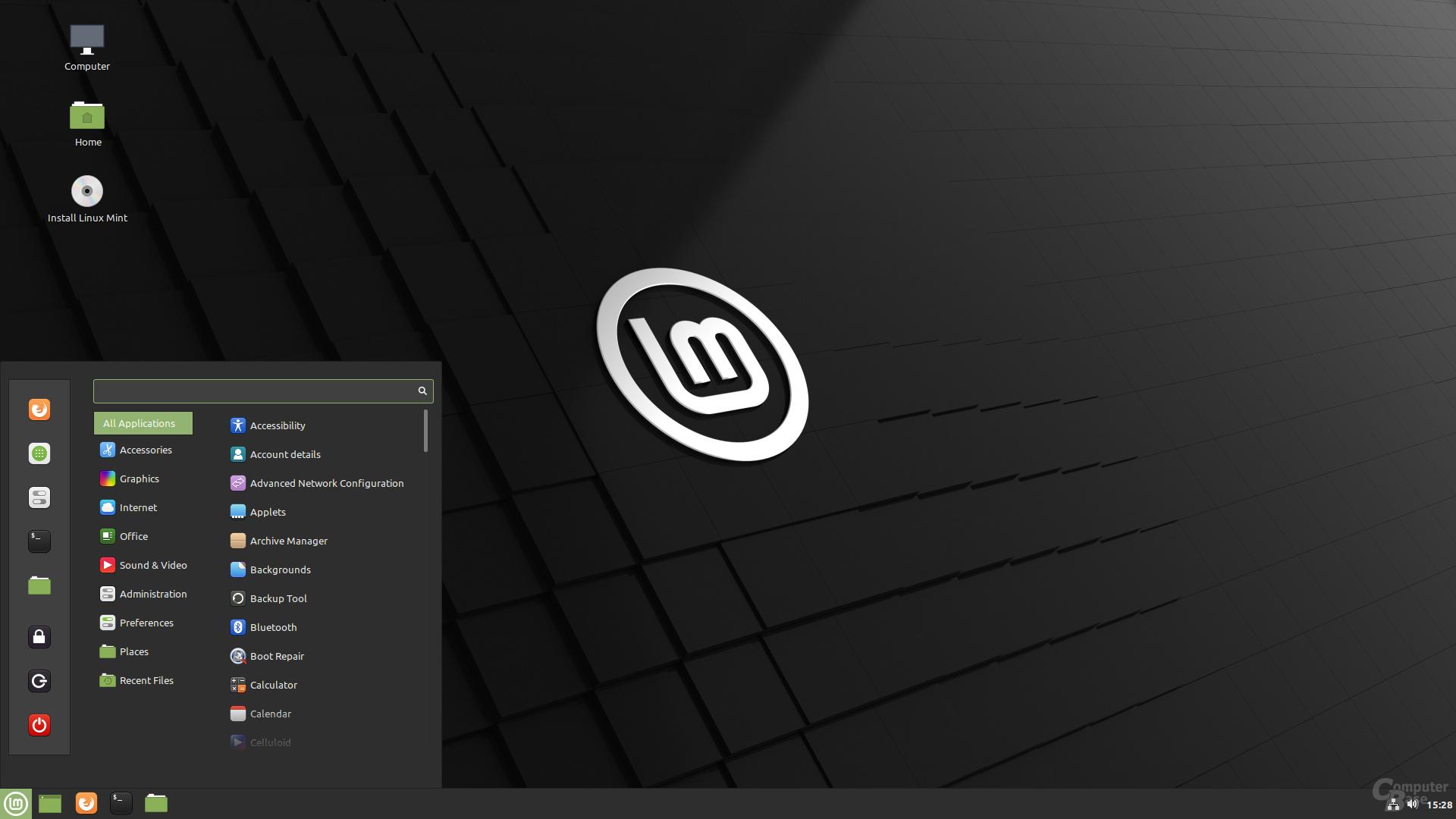 Das bekannteste Ubuntu-Derivat ist Linux Mint