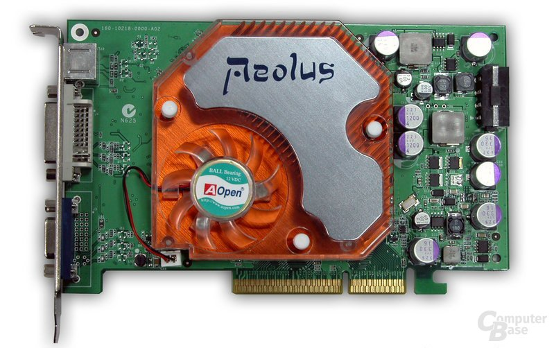 Aeolus 6600GT-DV128