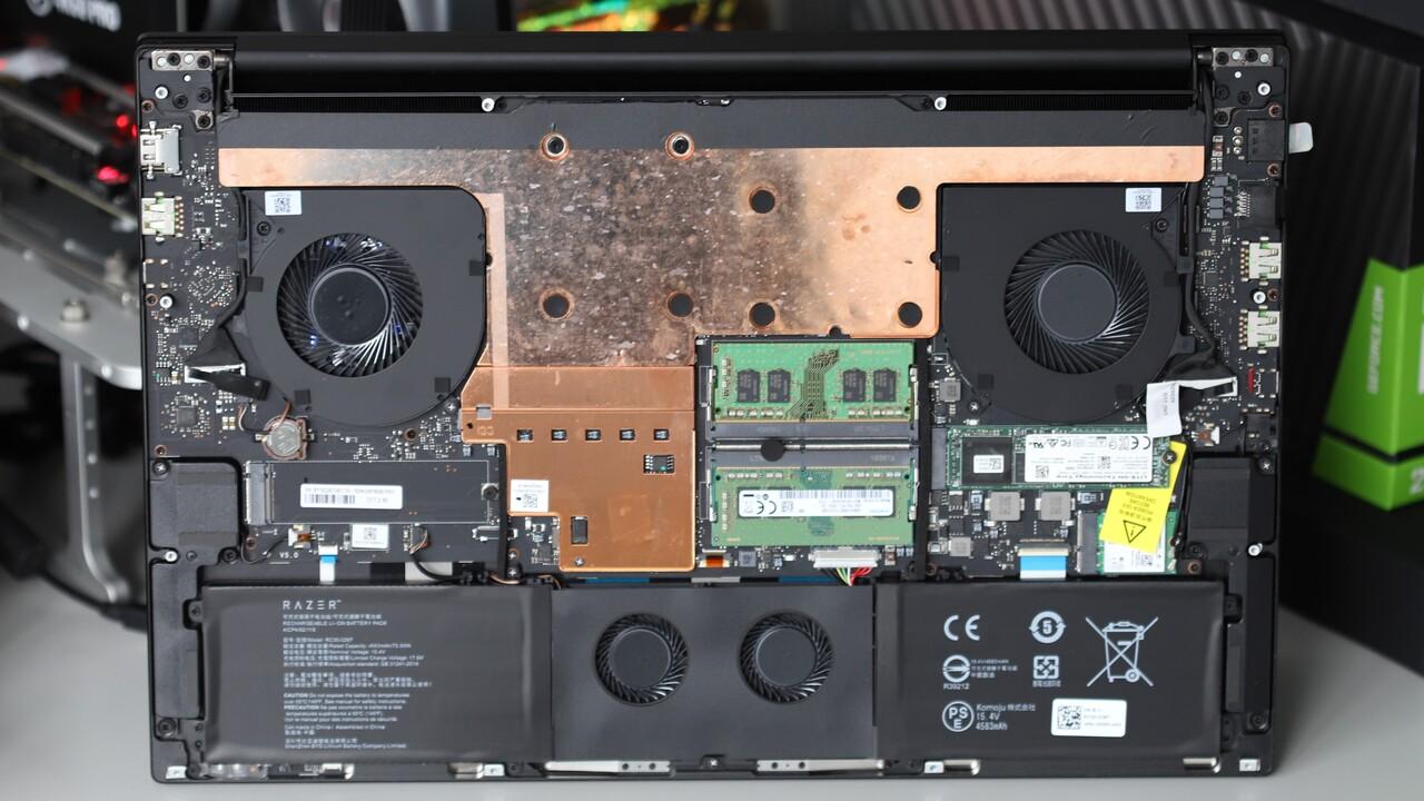 Comet Lake im Notebook: Intel Core i9-10980HK mit acht Kernen im Benchmark