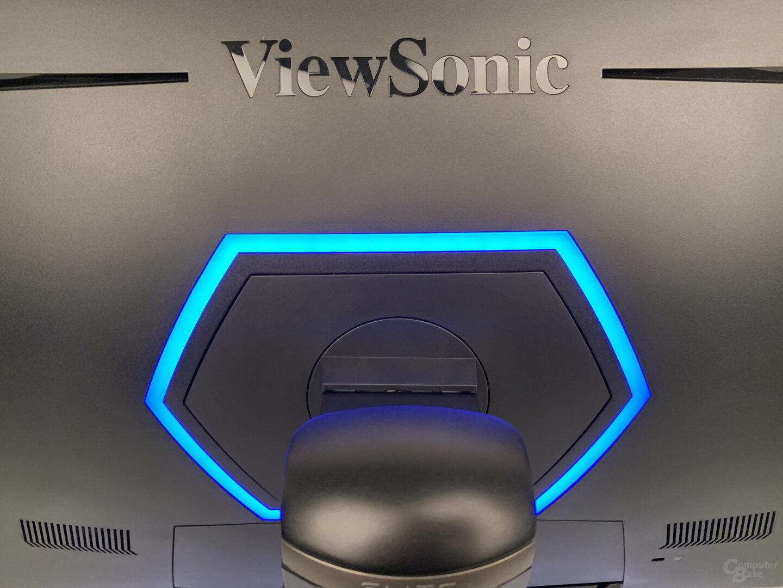 RGB-Beleuchtung des ViewSonic XG270QG