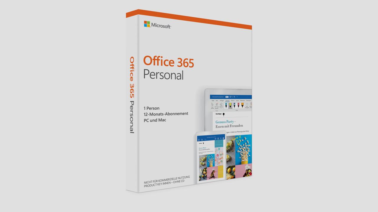 Windows 10: Microsoft testet Werbung für Office 365 in WordPad