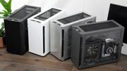 Sliger SM570 und SM580 im Test: Im Kern ein DAN Cases SFX‑A4 mit mehr Platz für Kühlung