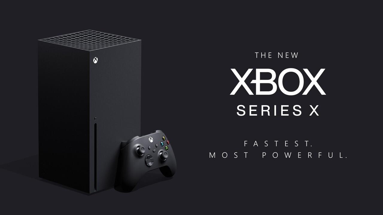 Xbox Series X: Prototyp der Spielkonsole streicht den HDMI-Eingang