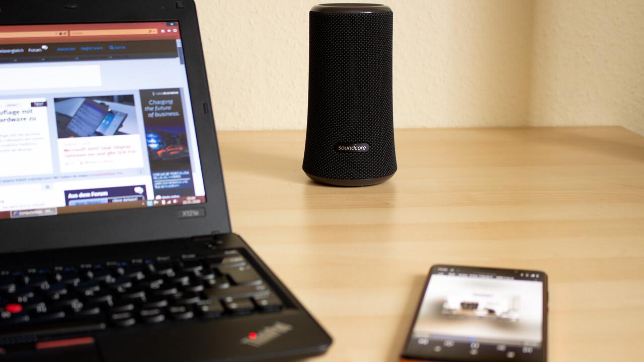 Anker Soundcore Flare 2 im Test: Wirre Lichtspiele treffen auf durchschnittlichen Klang