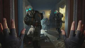 Half-Life: Alyx: Valve beantwortet Fragen der Community zum VR-Spiel