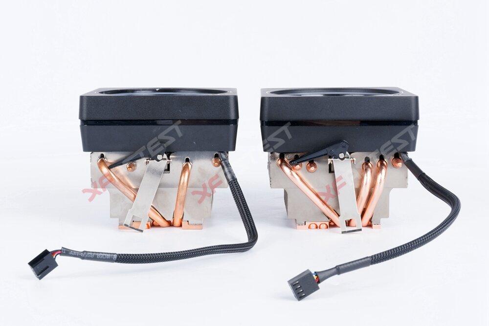 AMD Wraith Prism (2020) – Refresh-Kühler mit sechs Heatpipes