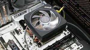 AMD-Kühler-Upgrade: Wraith Prism mit sechs Heatpipes ist eine Fälschung