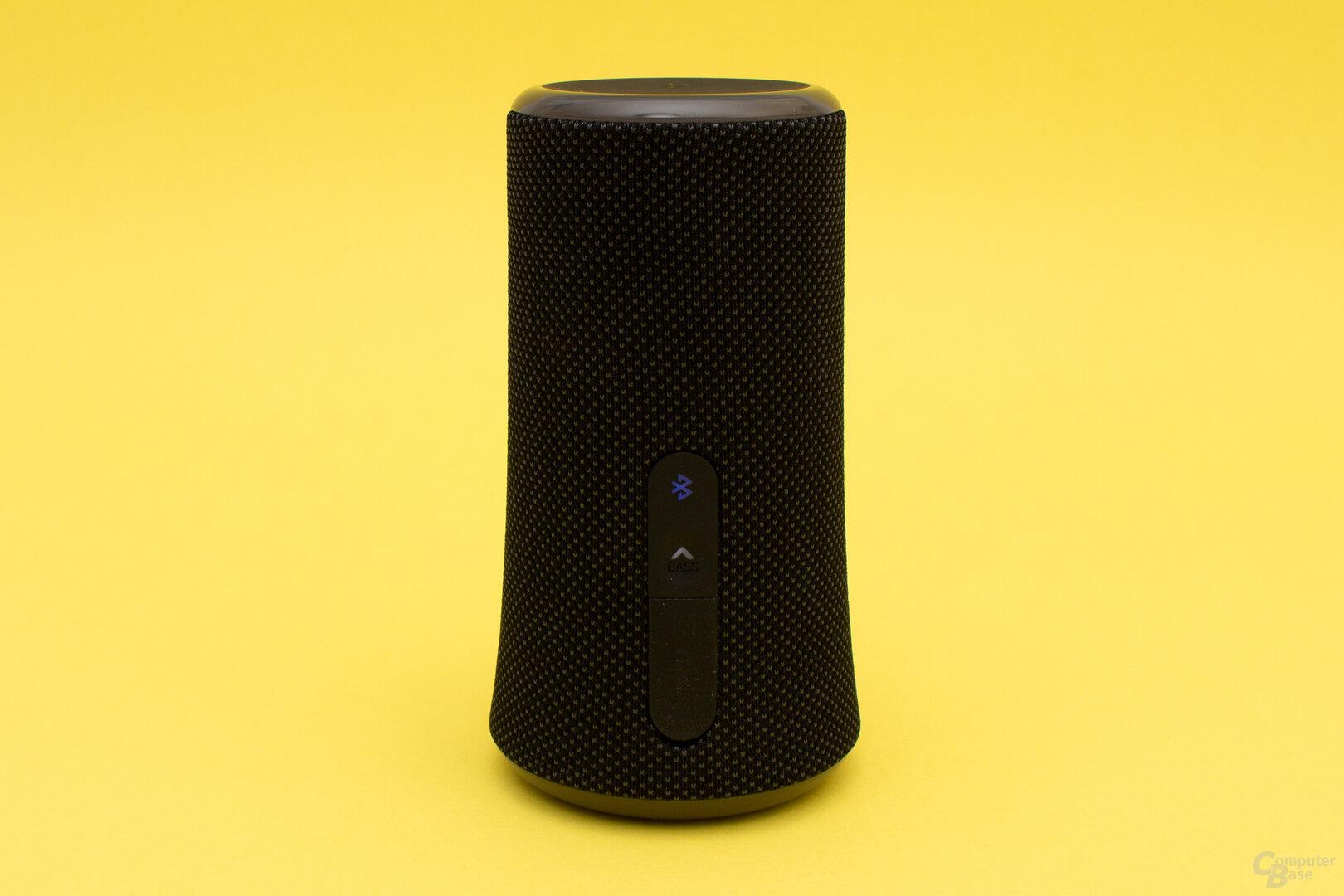 Der Soundcore Flare 2 von Anker besitzt ein schliechtes Design