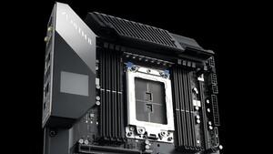 ROG Zenith II Extreme Alpha: Asus wechselt beim sTRX4-Mainboard für OC die VRMs
