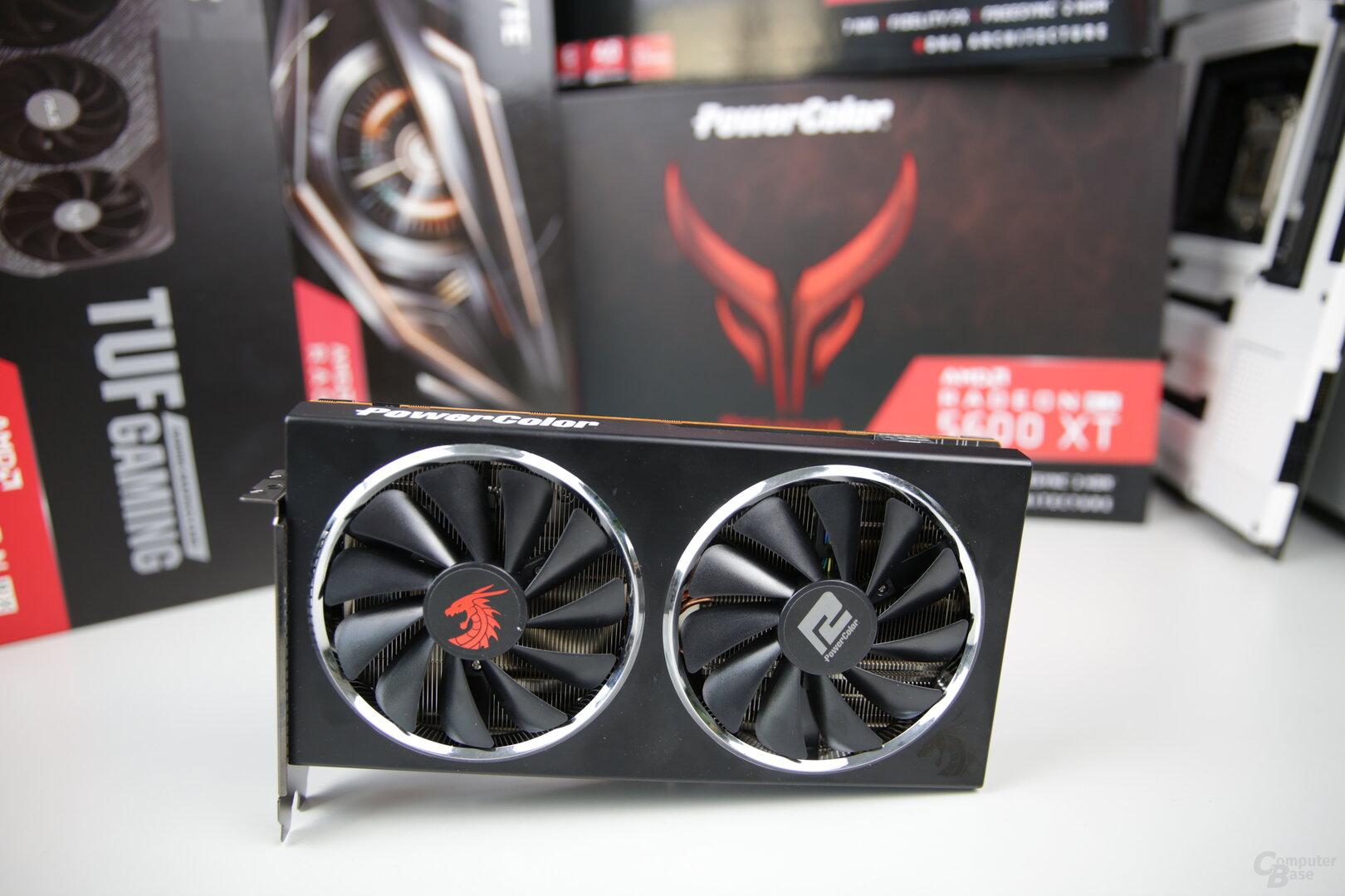 PowerColor Radeon RX 5600 XT Red Dragon
