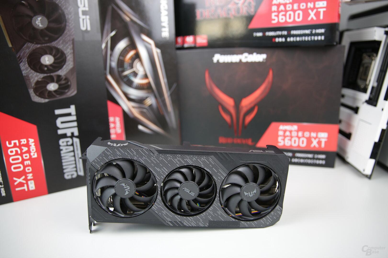 Asus Radeon RX 5600 XT TUF Evo OC
