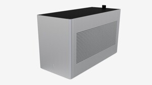 Ultra-kompaktes ITX-Gehäuse: Louqe Ghost S1 in Deutschland verfügbar